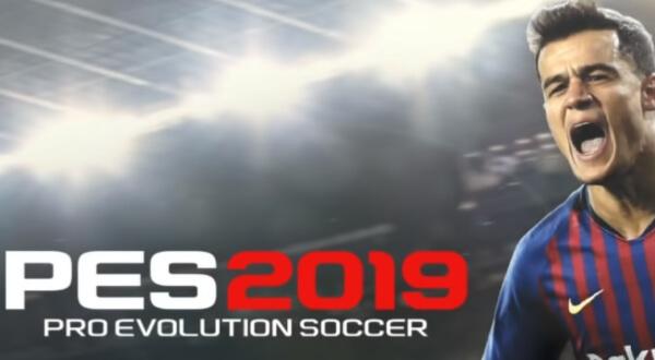 PES 2019 PRO EVOLUTION SOCCER андроид