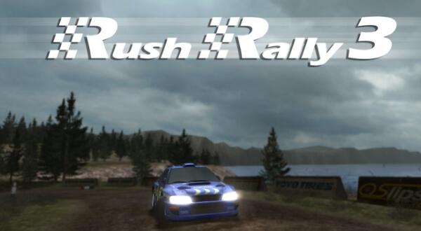 Rush Rally 3 взлом