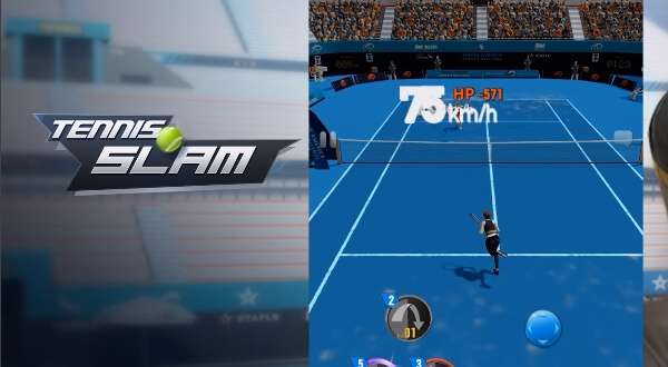 Tennis Slam: Global Duel Arena андроид