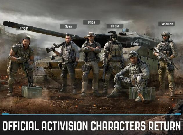 Call of Duty: Global Operations взлом