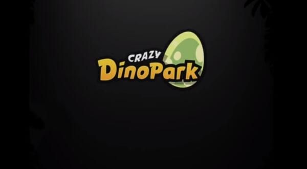 Crazy Dino Park андроид
