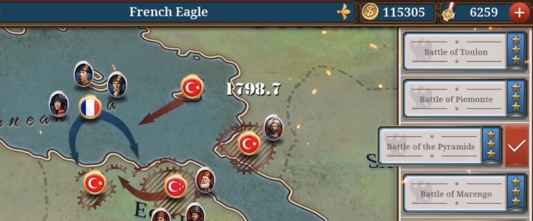 European War 6 взлом