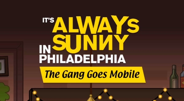 It's Always Sunny андроид