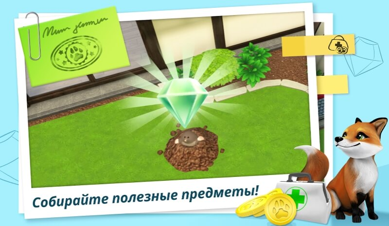 Pet World мод