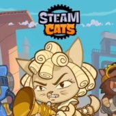 Steam Cats - Idle RPG android
