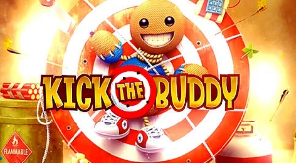взломанный Kick the Buddy