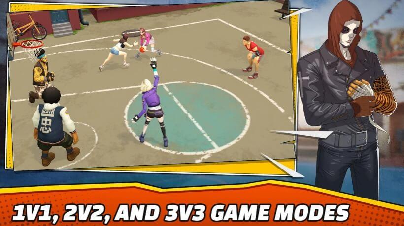 Basketball crew 2k18 чит