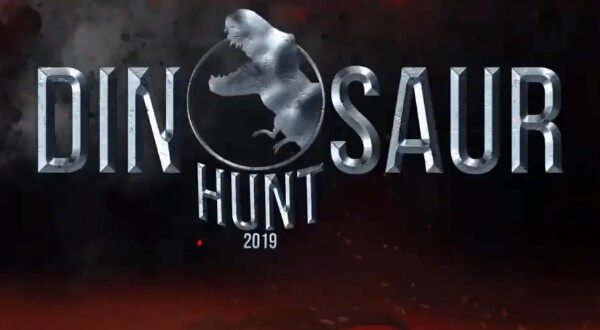 Dinosaur Hunt 2019