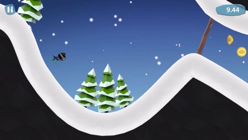 Stickman Ski чит