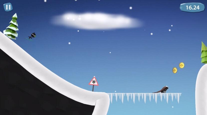 Stickman Ski взлом