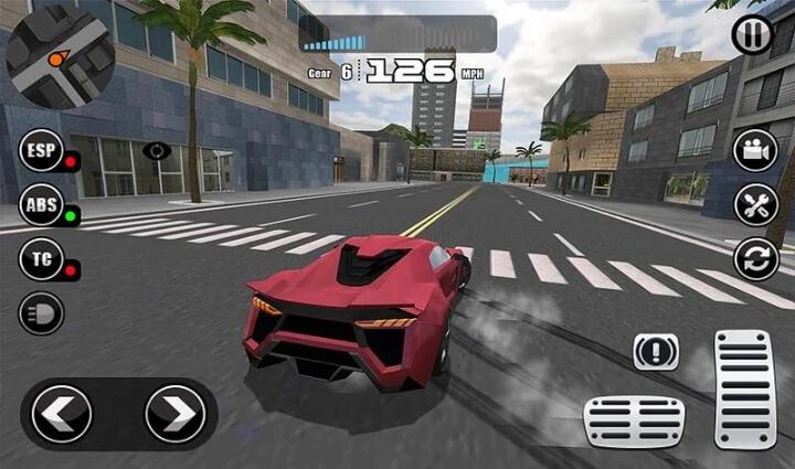 Fanatical Car Driving Simulator мод