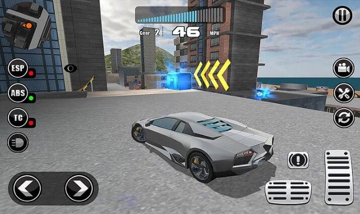 Fanatical Car Driving Simulator взлом