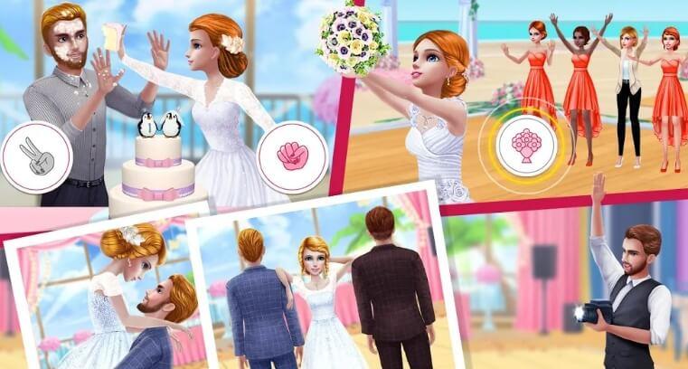 Dream Wedding Planner chit