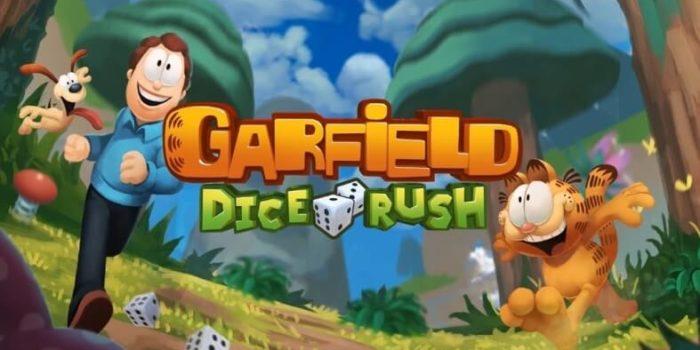 Garfield Rush взлом
