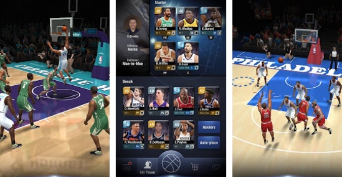 NBA NOW Mobile деньги