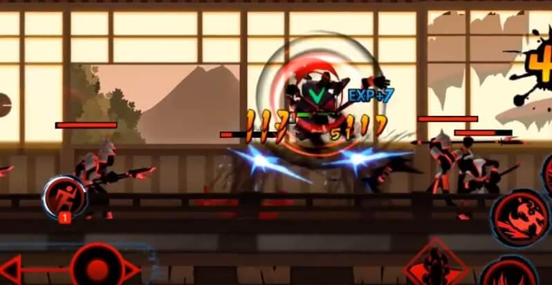 Stikmen Ninja cheat