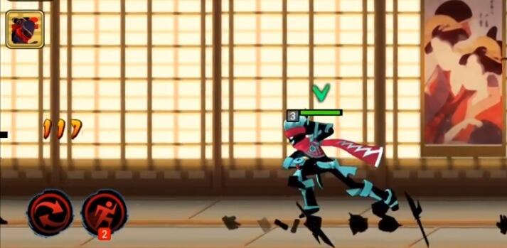 Stikmen Ninja mod