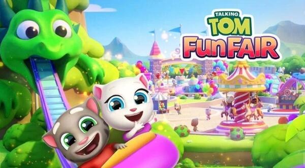 Talking Tom Fun Fair