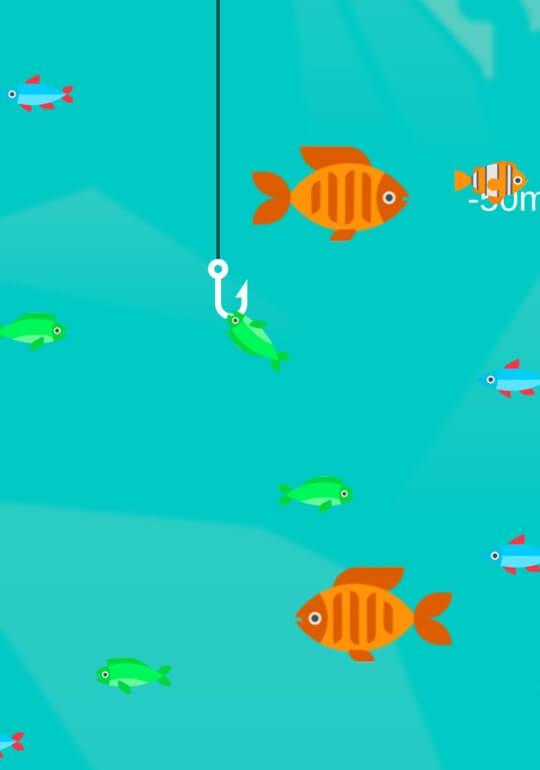 The Fish Master много денег