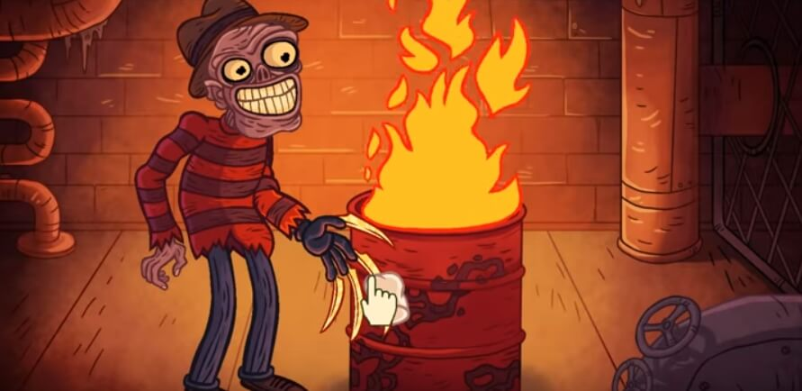 Troll Face Quest Horror 2 коды