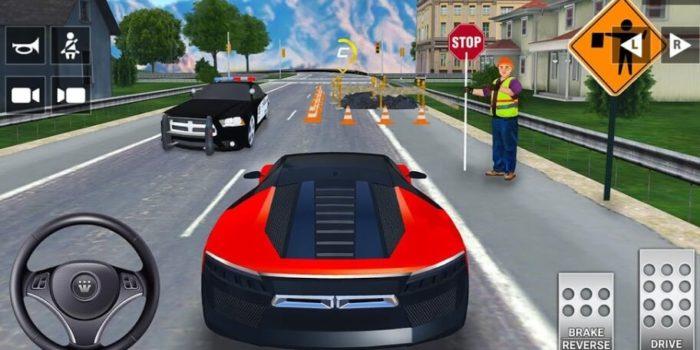 Автошкола 2: Симулятор вождения и парковки взлом