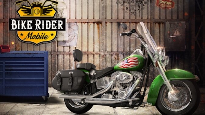 Bike Rider Mobile читы