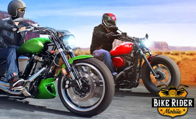 Bike Rider Mobile взлом
