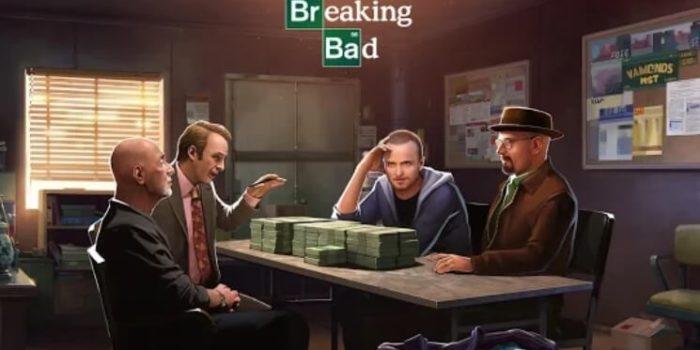 Breaking Bad взлом