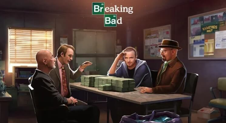 Breaking Bad взлом
