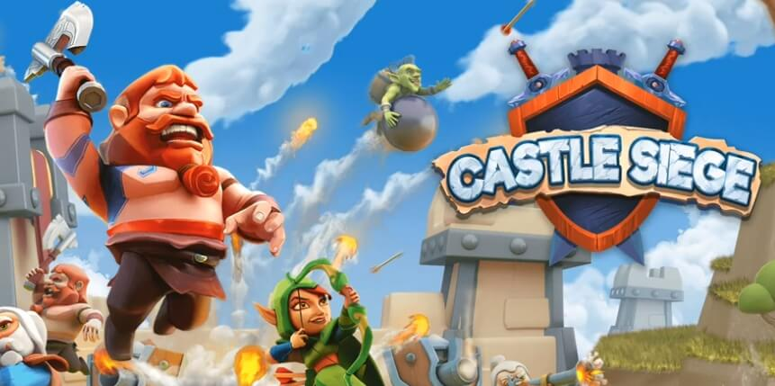 Castle Siege взлом