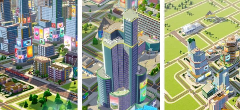 Citytopia: Build your Dream City mod