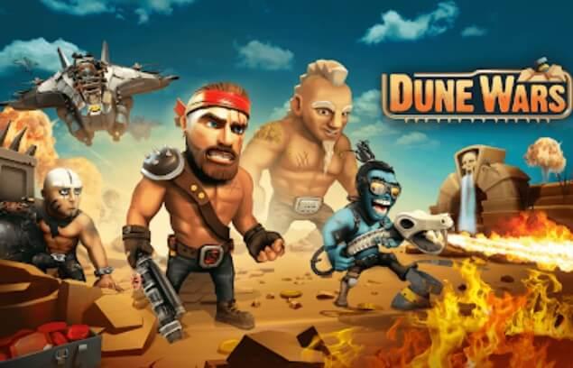 Dune Wars взлом