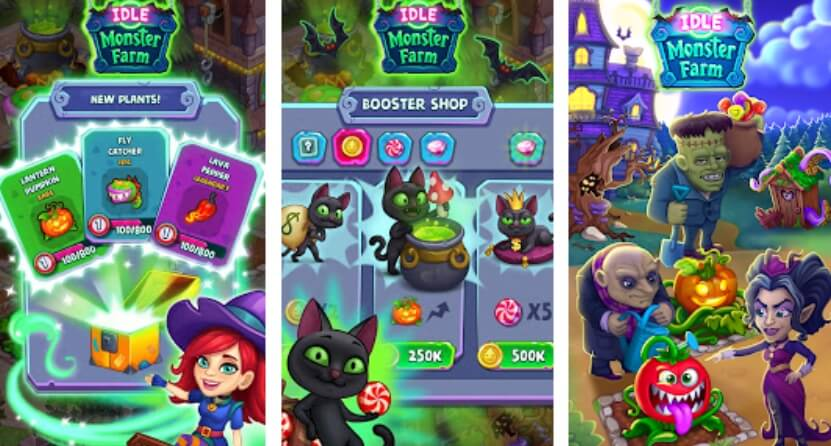 Idle Monster Farm читы