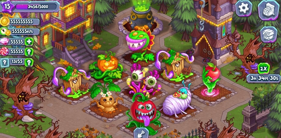 Idle Monster Farm коды