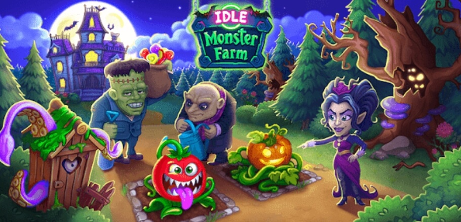 Idle Monster Farm взлом