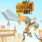 My Knight and Me - Epic Invasion взлом