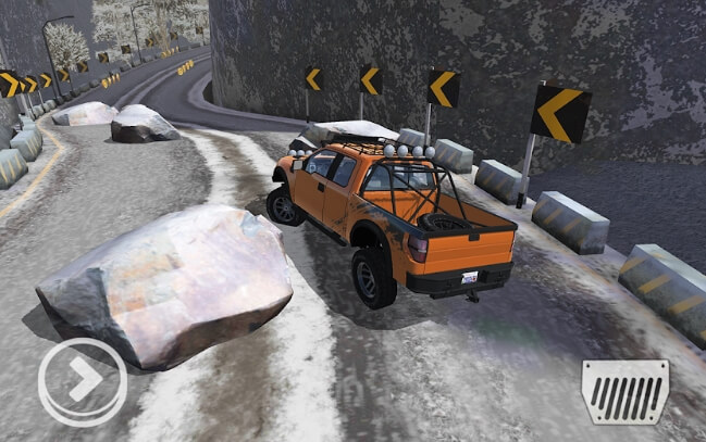 Offroad Madness взлом