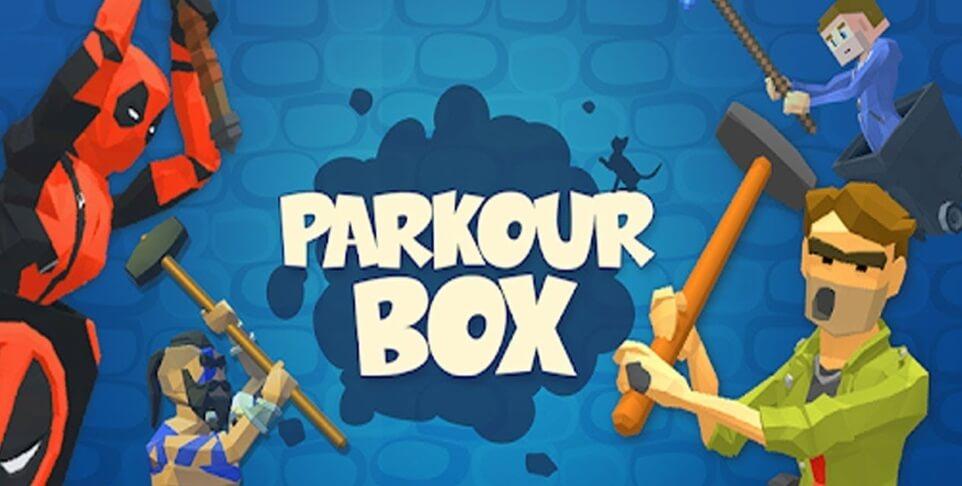 Parkour Race PvP mod