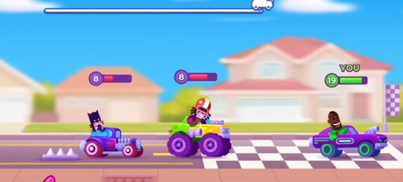 Racemasters - Сlash of Сars взлом