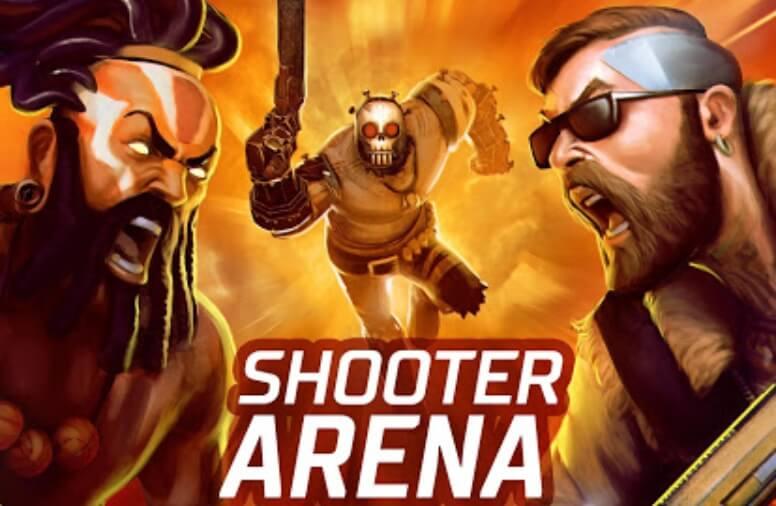 Shooter Arena взлом