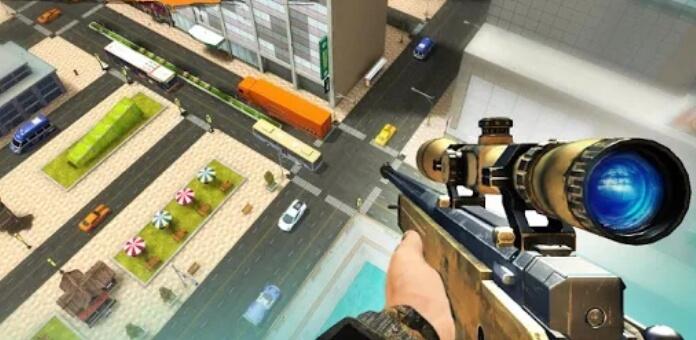 Sniper 3D - 2019 чит
