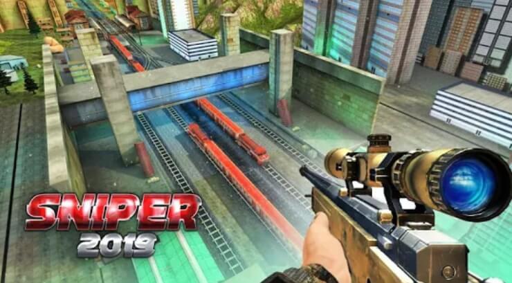 Sniper 3D - 2019 взлом