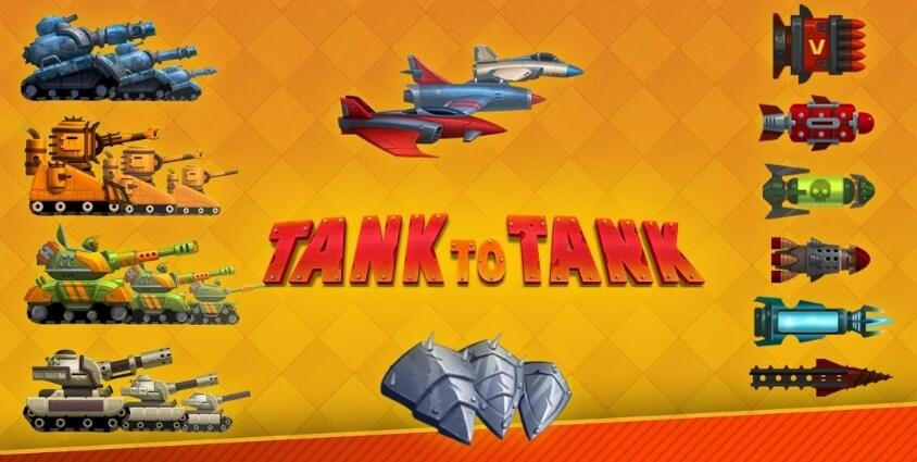 Tank to Tank взлом