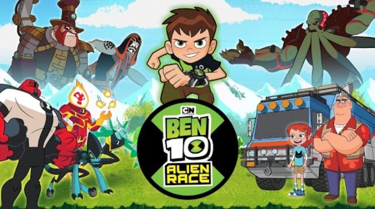Ben 10 Alien Race взлом