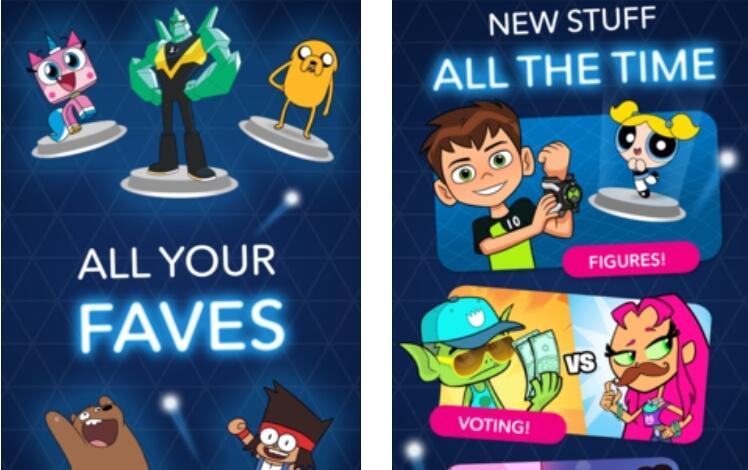 Cartoon Network Arcade читы