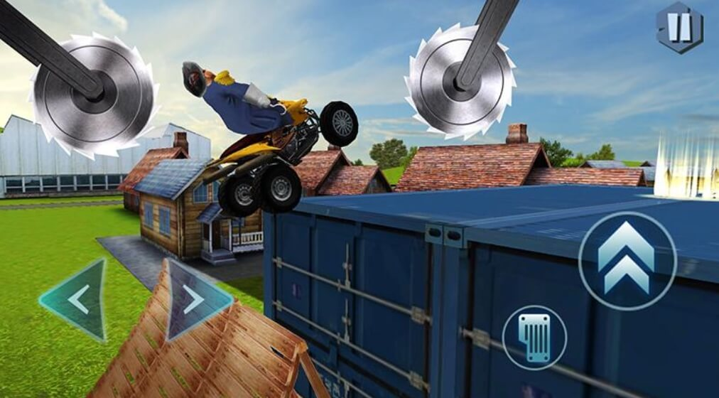 Crash Wheels 3D читы