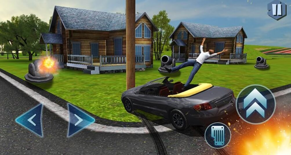 Crash Wheels 3D взлом