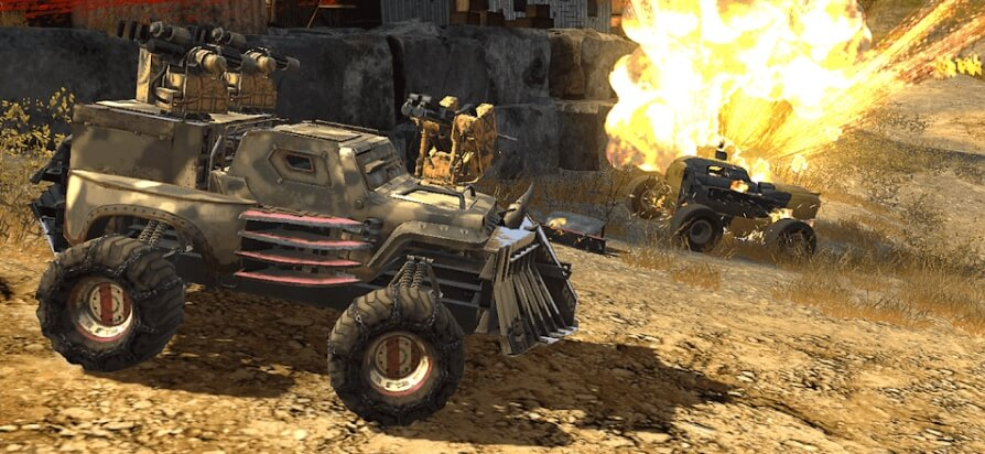 Crossout Mobile читы