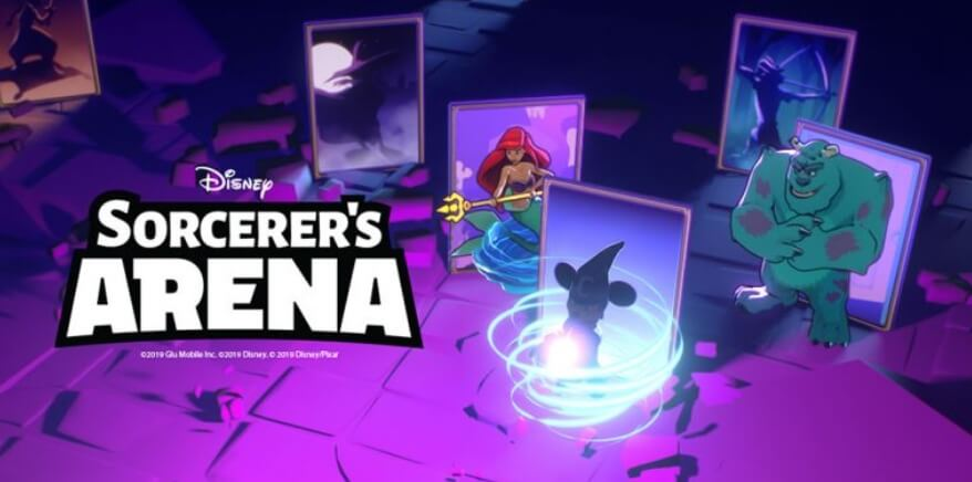 Disney Sorcerer's Arena читы