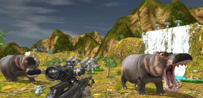 Hunting Sniper 3D читы